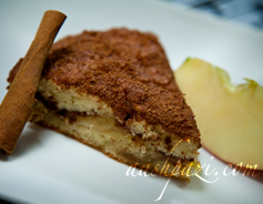 Apple Cake Calories and Nutrition Values
