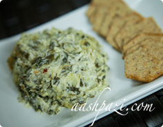 Artichoke Dip Calories & Nutrition Values