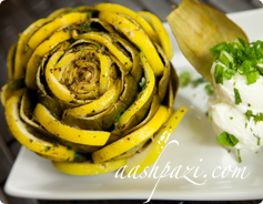 Artichoke Recipe