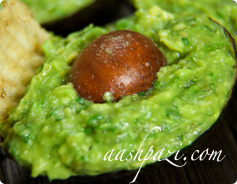 Avocado Dip Calories & Nutrition Values