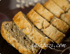 Banana Bread Calories & Nutrition Values