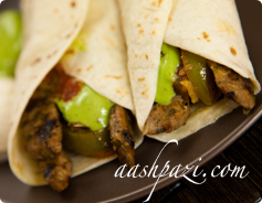 Beef Fajitas Calories & Nutrition Values