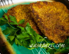 Beef Schnitzel Calories & Nutrition Values