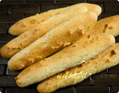 Breadsticks Calories & Nutrition Values