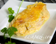 Chicken Casserole Calories & Nutrition Values