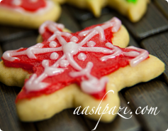 Christmas Cookies Calories & Nutrition Values