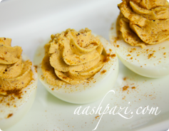 Deviled Eggs Calories & Nutrition Values