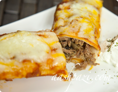 Enchiladas Calories & Nutritional Facts