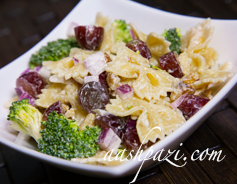 Farfalle Grapes Salad