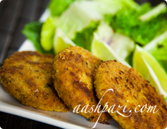 Fish Patties Calories & Nutritional Values