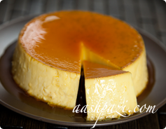 Flan Calories & Nutrition Values