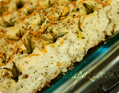 Focaccia Bread Calories & Nutrition Values