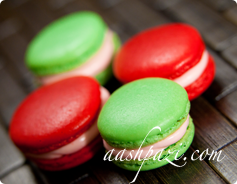 French Macarons Calories & Nutrition Values