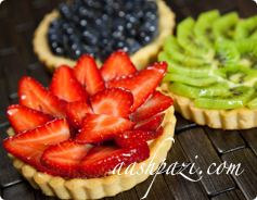 Fruit Tarts Calories & Nutrition Values