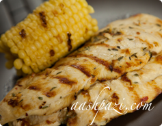Garlic Chicken Calories & Nutrition Values