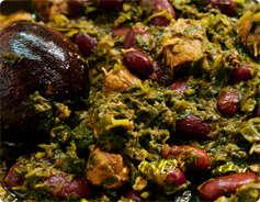 Ghormeh Sabzi Calories and Nutrition Values