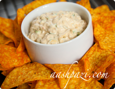 Green Onion Dip Calories & Nutrition Values