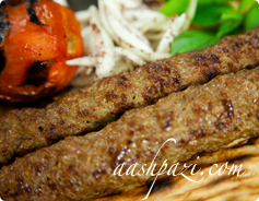 Kabab Koobideh Calories & Nutrition Values