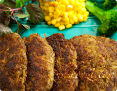 Kotlet, Cutlet Calories and Nutrition Values