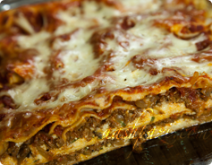 Lasagna Calories and Nutritional Values