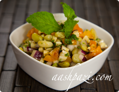 Lima Beans Salad Calories & Nutrition Values