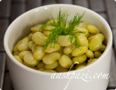 Lima Beans Calories & Nutrition Values