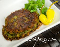 Mung Beans Patties
