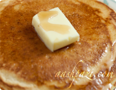 Pancake Calories and Nutrition Values