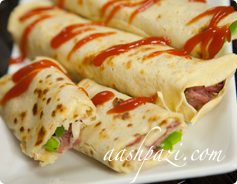 Pastrami Wraps Calories & Nutrition Values