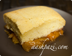 Peach Cobbler Calories & Nutrition Values