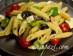 Penne Salad Calories & Nutrition Values