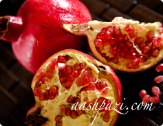 Pomegranate Benefits & Nutrition Values