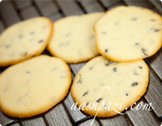 Raisin Cookie Calories & Nutrition Values