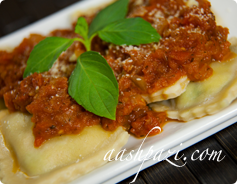 Ravioli Calories & Nutrition Values