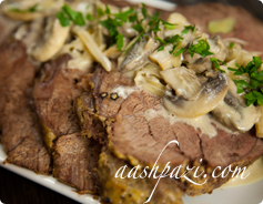 Roast Beef Calories & Nutrition Values