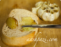 Roasted Garlic Calories & Nutrition Values