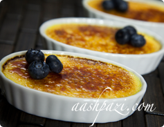 Saffron Brulee Calories & Nutrition Values