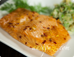 Salmon Fillet Calories & Nutritional Values