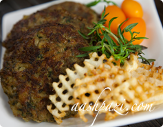 Savory Patties