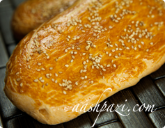 Shirmal Bread Calories & Nutrition Values