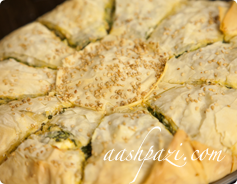 Spanakopita Calories & Nutrition Values
