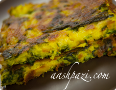 Spinach Frittata Calories & Nutritional Values