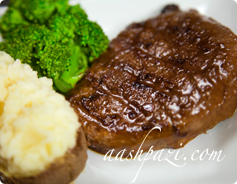 Beef Steak Calories & Nutrition Values