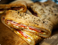 Stromboli Calories and Nutrition Values
