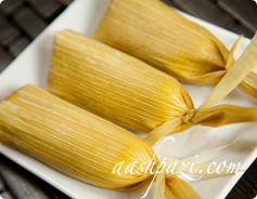 Tamale Calories & Nutrition Values