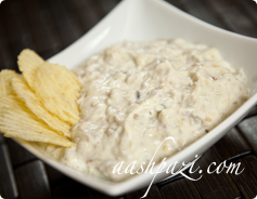Yogurt & Eggplant Dip Calories & Nutriton Values
