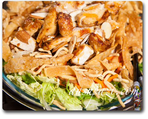 Asian Chicken Salad Recipe