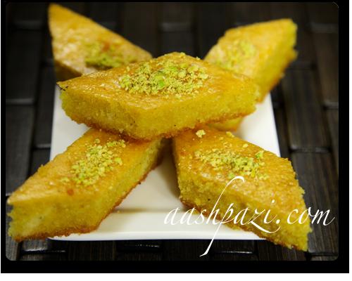 Baklava Cake Recipe Baklava Cake Baghlava Yazdi