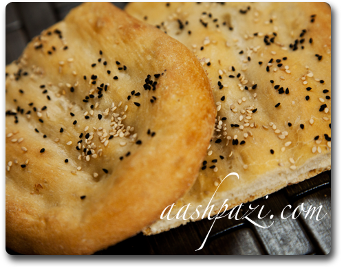 Barbari Bread Recipe