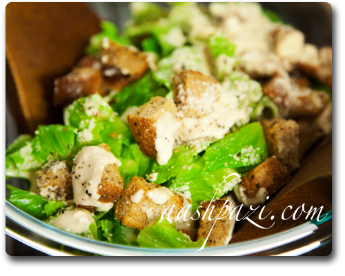 Caesars Salad Recipe